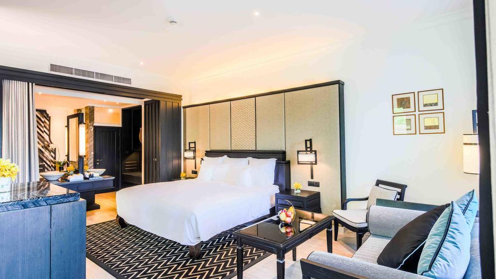номер отеля Sheraton Pattaya Resort