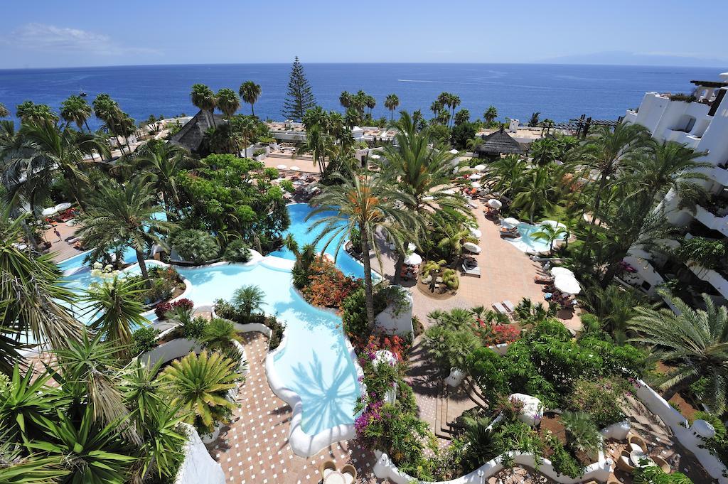 территория отеля Jardin Tropical