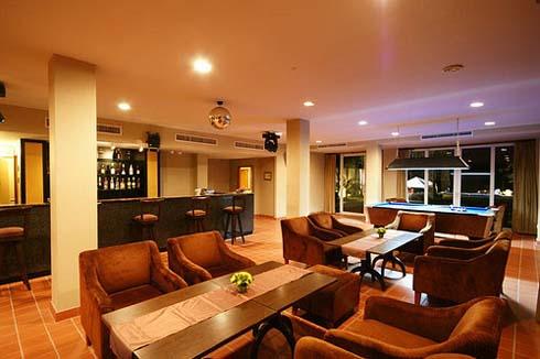 лобби бар отеля Dor-Shada Resort by The Sea