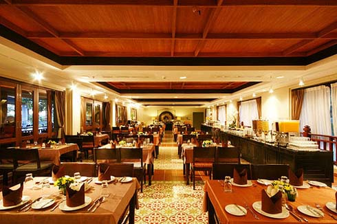 ресторан отеля Dor-Shada Resort by The Sea