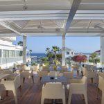 ресторан отеля Lordos Beach