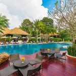 ресторан отеля Sea sand sun resort & spa