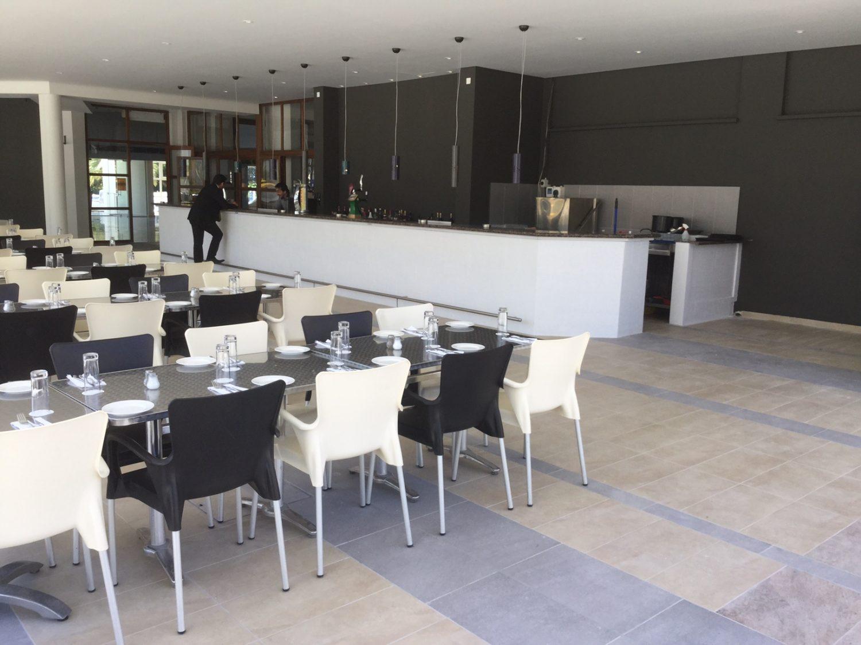 ресторан отеля Smartline Paphos