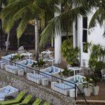 территория отеля Hard Rock Hotel Pattaya