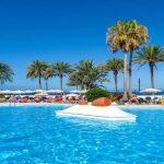 бассейн отеля Sol Tenerife