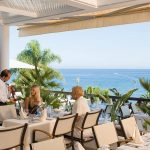 ресторан отеля Mediterranean Beach