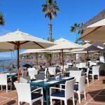 ресторан отеля Cleopatra Palace