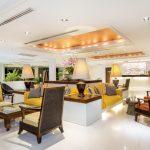 лобби бар отеля Siam Bayshore Resort Spa