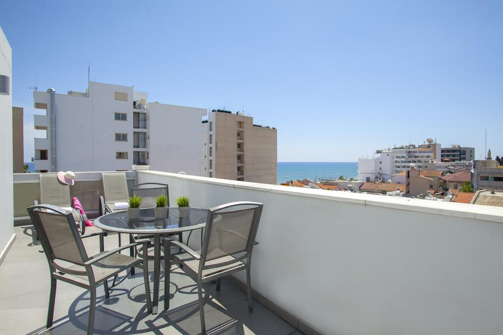 терраса отеля Amorgos Boutique Hotel