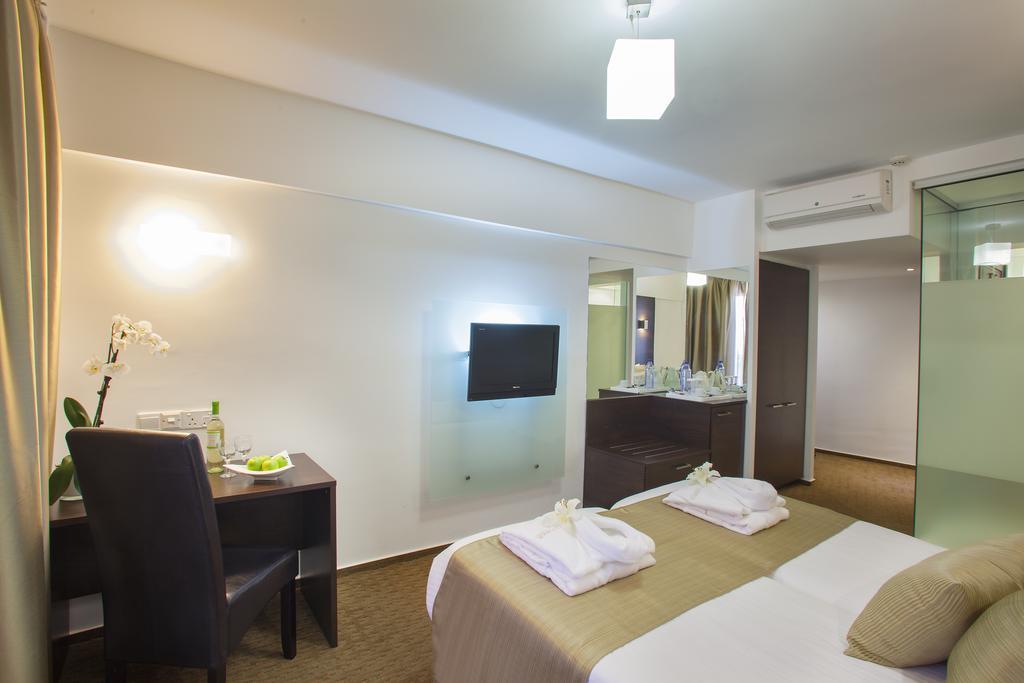 номер отеля Amorgos Boutique Hotel