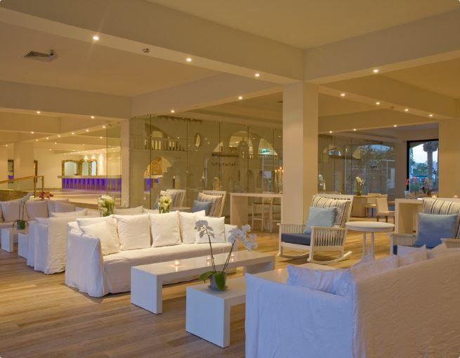 корпус отеля Sentido Sandy Beach Hotel