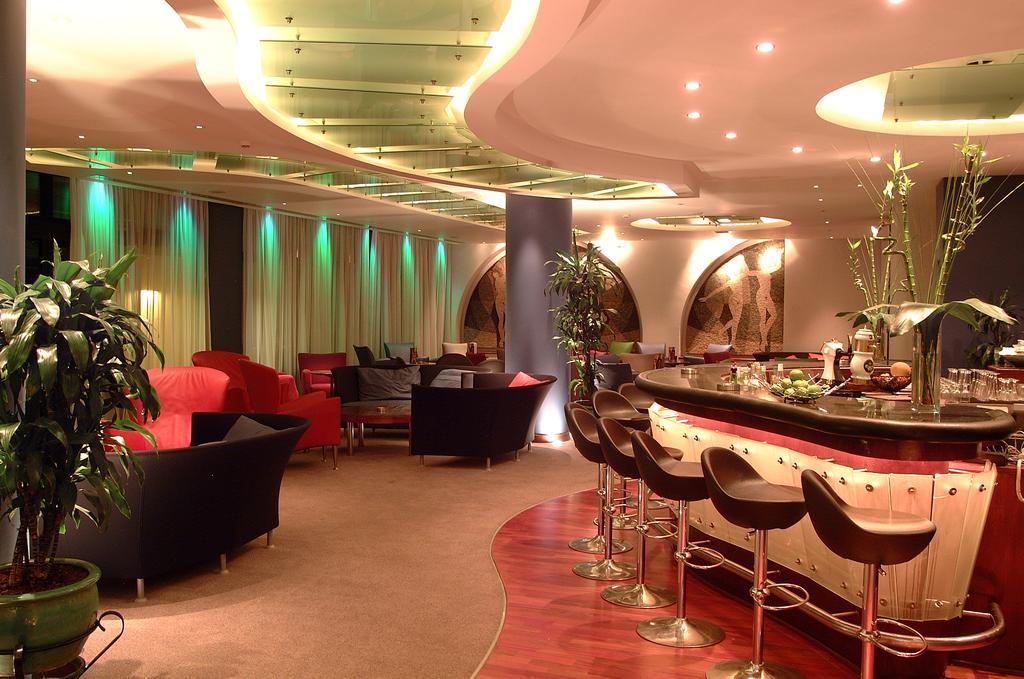 бар отеля Palm Beach