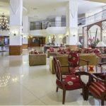 ресторан отеля Aquamare Beach Hotel & Spa