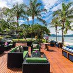 территория отеля Sea sand sun resort & spa