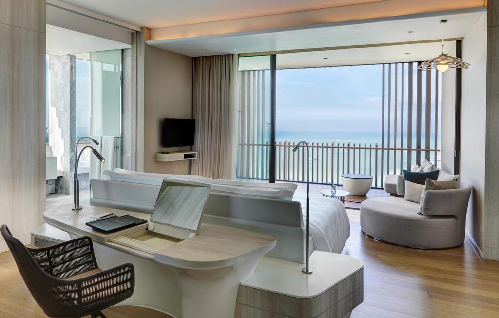 номер отеля Hilton Pattaya