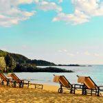 пляж отеля The Ritz Carlton Abama