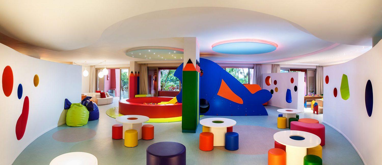 детский клуб отеля The Ritz Carlton Abama