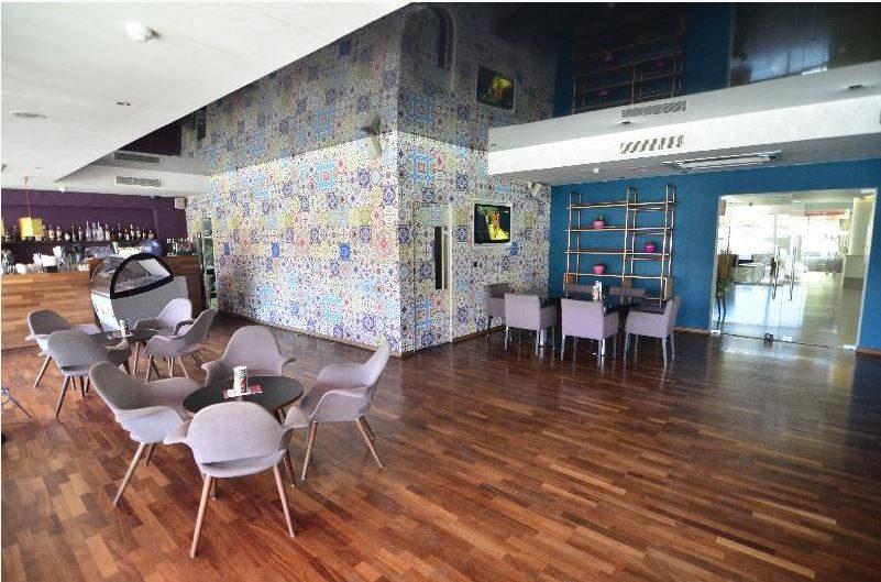 ресторан отеля Napa Plaza