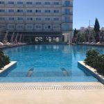 бассейн отеля Nestor Hotel