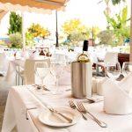 ресторан отеля Atlantica Bay