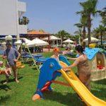 детская площадка отеля Okeanos Beach