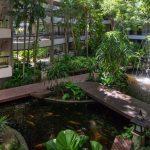 территория отеля Siam Bayshore Resort Spa
