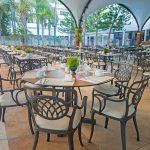 ресторан отеля Adams Beach