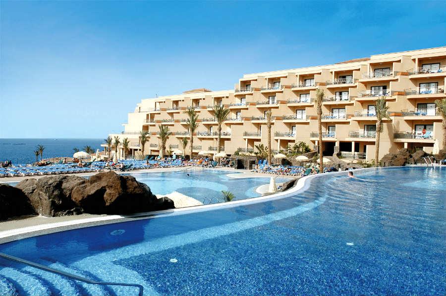 бассейн отеля Riu Buena Vista