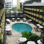 бассейн отеля Baron Beach