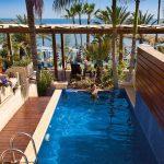 бассейн отеля Amathus Beach Hotel