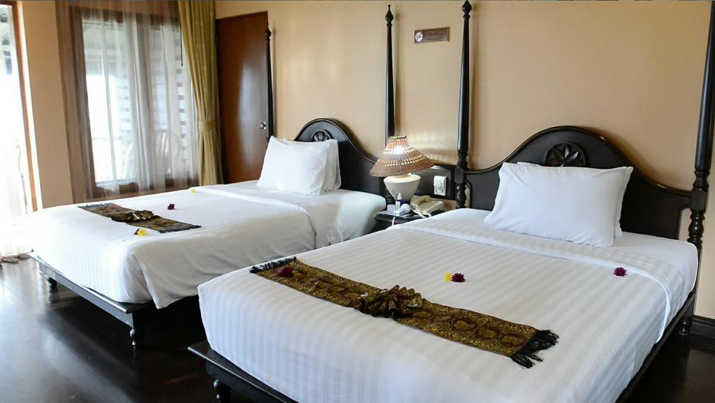номер отеля The Aiyapura Resort & Spa