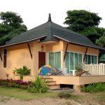 корпус отеля Coconut Beach Resort