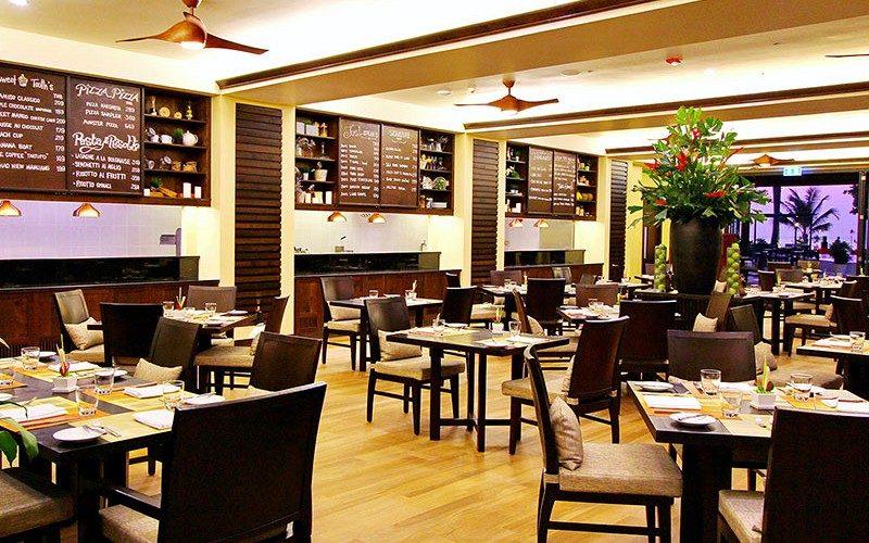 ресторан отеля Emerald Cove Koh Chang