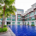 бассейн отеля Prima Villa