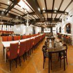 ресторан отеля Prima Villa