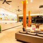 корпус отеля Woraburi The Ritz Resort & Spa