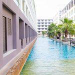 территория отеля Woraburi The Ritz Resort & Spa