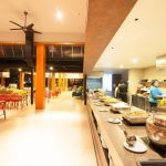 ресторан отеля Woraburi The Ritz Resort & Spa