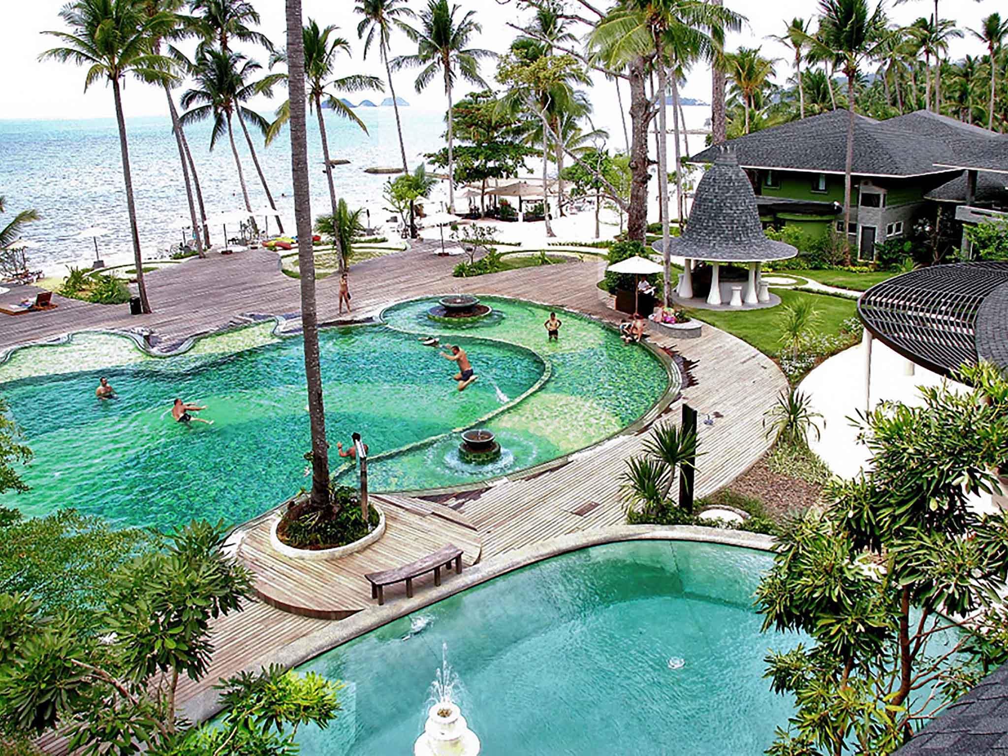 отель меркурий остров чанг фото