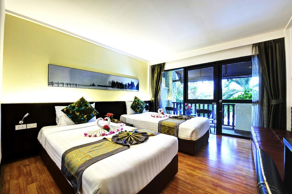 номер отеля Splendid Resort