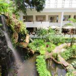 территория отеля Dusit Thani Pattaya