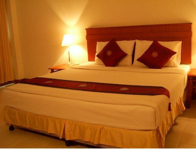 номер отеля Crown Pattaya Beach