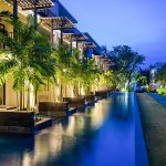 территория отеля The Chill Koh Chang