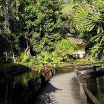 территория отеля Centara Koh Chang Tropicana Resort