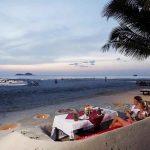 пляж отеля Centara Koh Chang Tropicana Resort