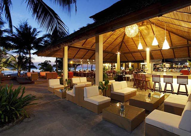 ресторан отеля Centara Koh Chang Tropicana Resort