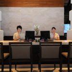 ресепшн отеля KC Grande Resort & Spa