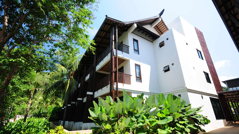 корпус отеля KC Grande Resort & Spa