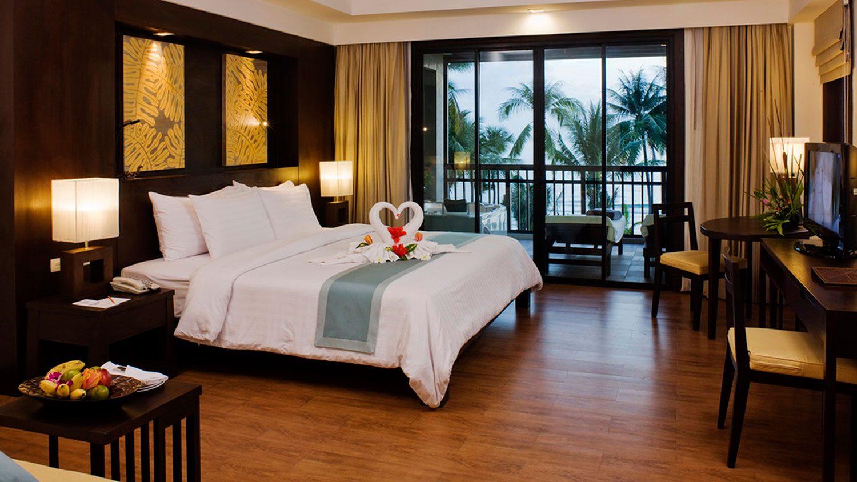 номер отеля KC Grande Resort & Spa