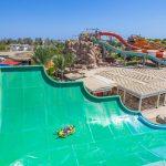 аквапарк отеля lbatros Aqua Blu Resort Sharm El Sheikh